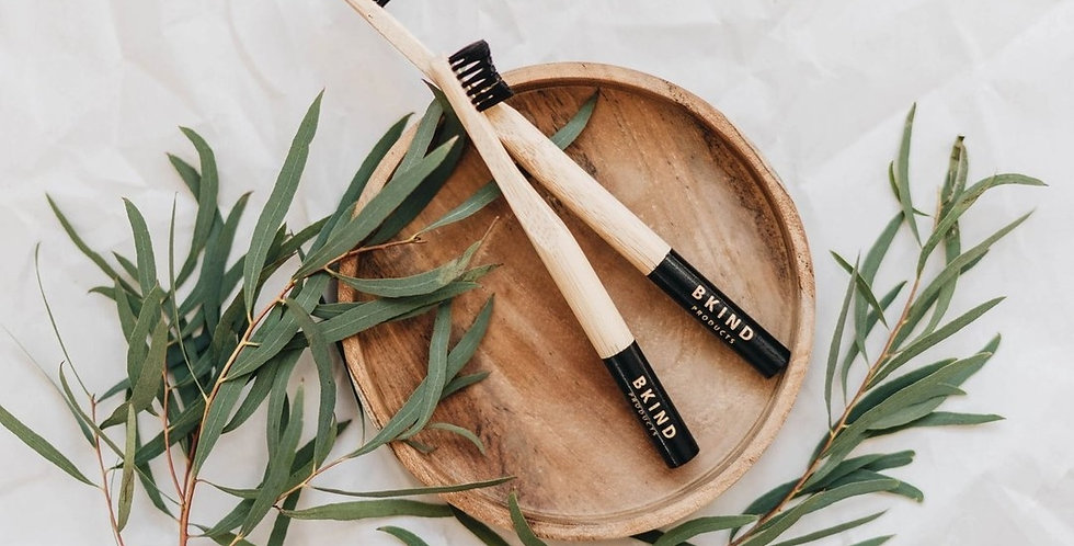 BKIND Bamboo Toothbrush