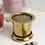 Thumbnail: Gold Tea Strainer