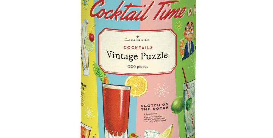 Cavallini Vintage Puzzles