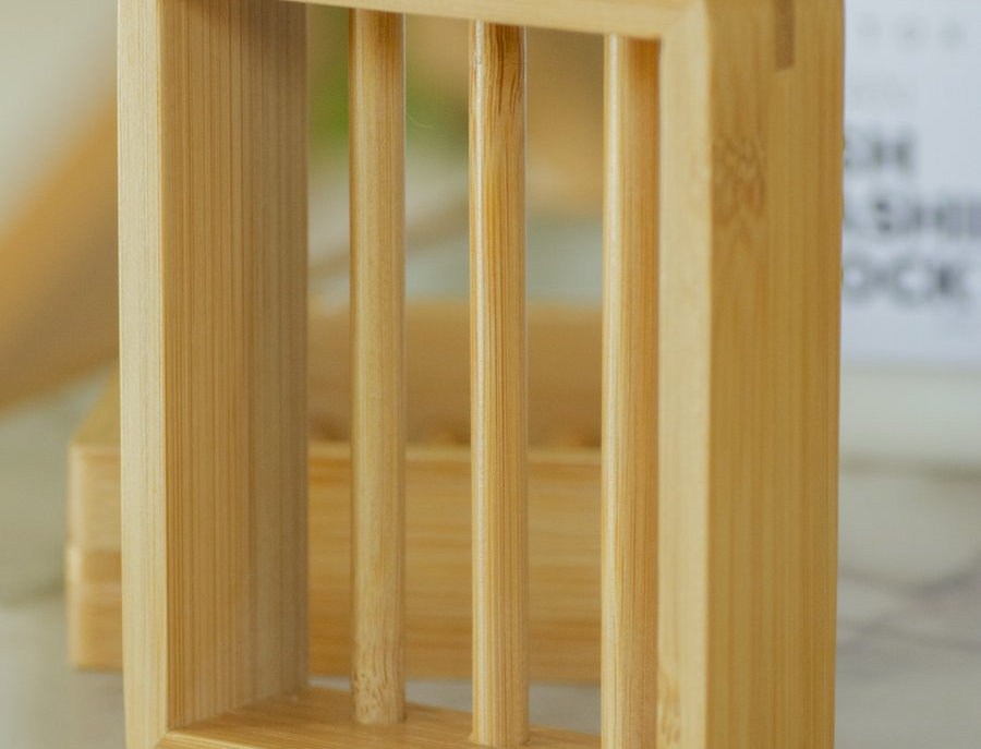 Moso Bamboo Dish Block Tray