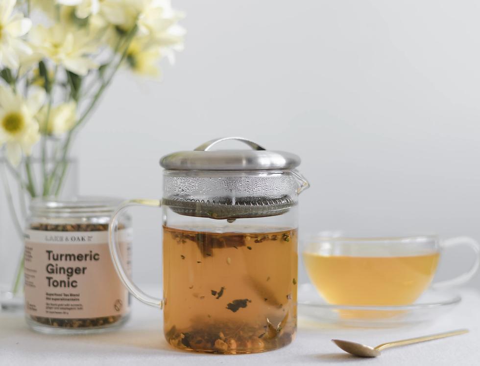Glass Tea Infusion Beaker
