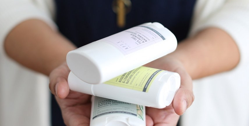 APT 6 Skin Co. Natural Deodorant