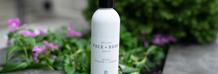Graydon All Over Face + Body Lotion