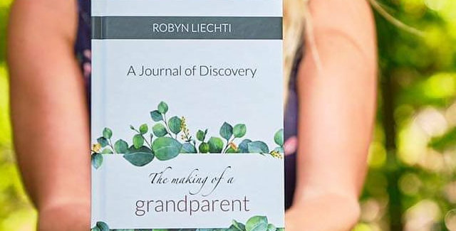 The Making of a Grandparent Journal