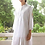Thumbnail: Tunic Nightdress with Sleeve Embroidery