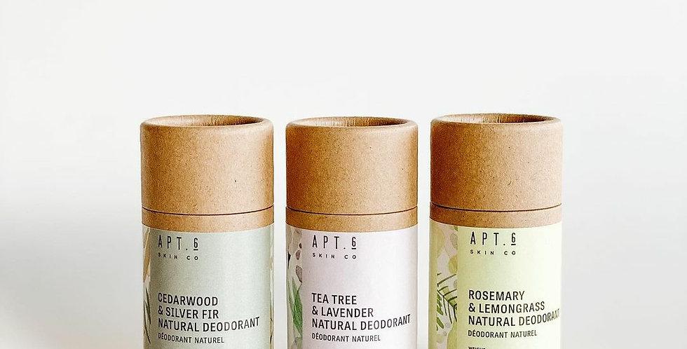 Apt 6 Skin Co Natural Deodorant