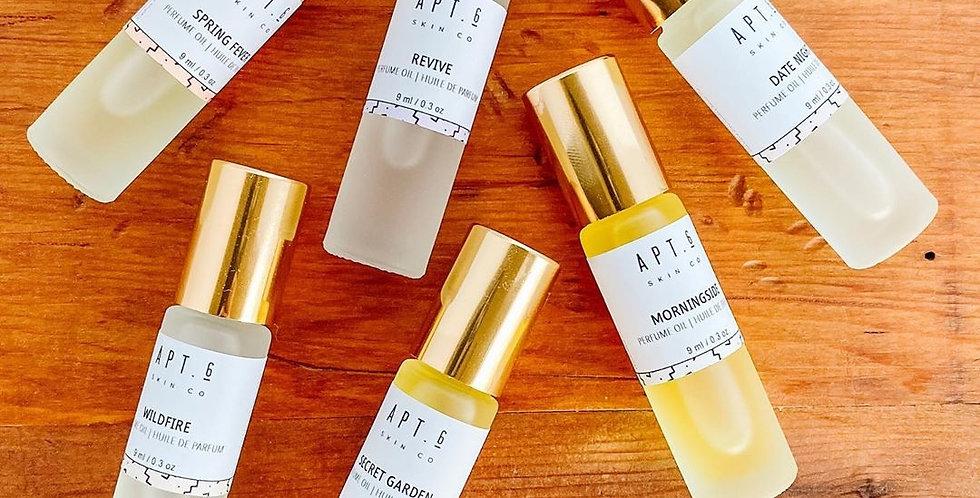 APT 6 Skin Co. Perfume Rollers