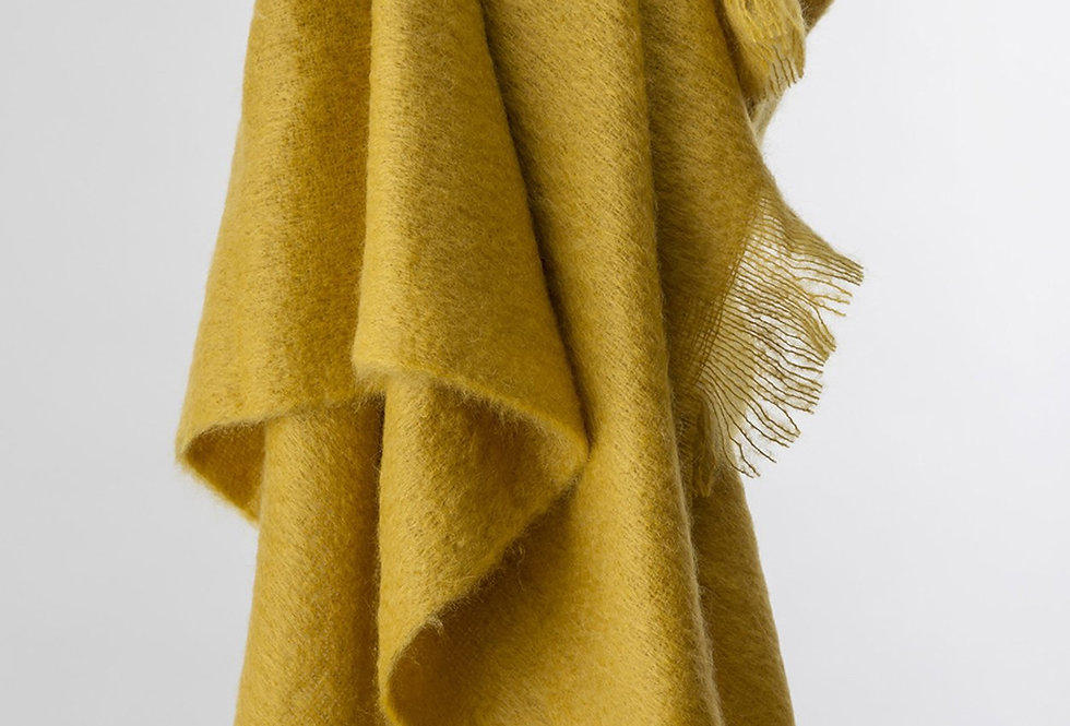 Avoca Mohair Throw