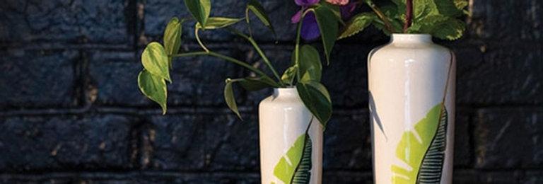 Tropics Bud Vase