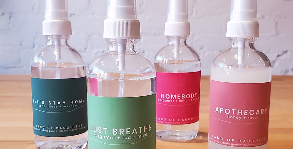 Land of Daughters Room Spray