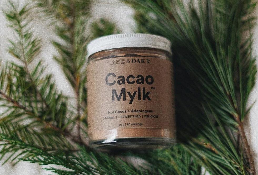 Lake & Oak Cocoa Mylk
