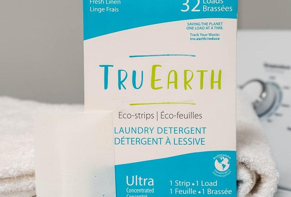 Tru Earth Eco-strips Laundry Detergent - 32 Loads