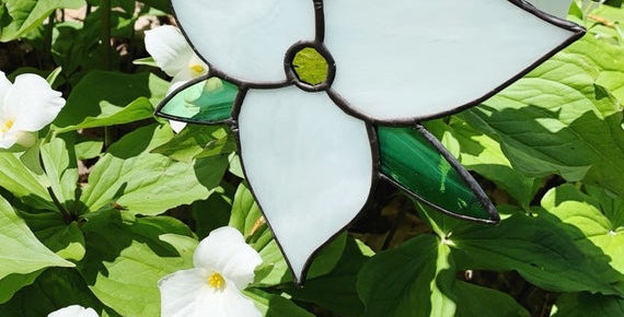 Trillium Stained Glass