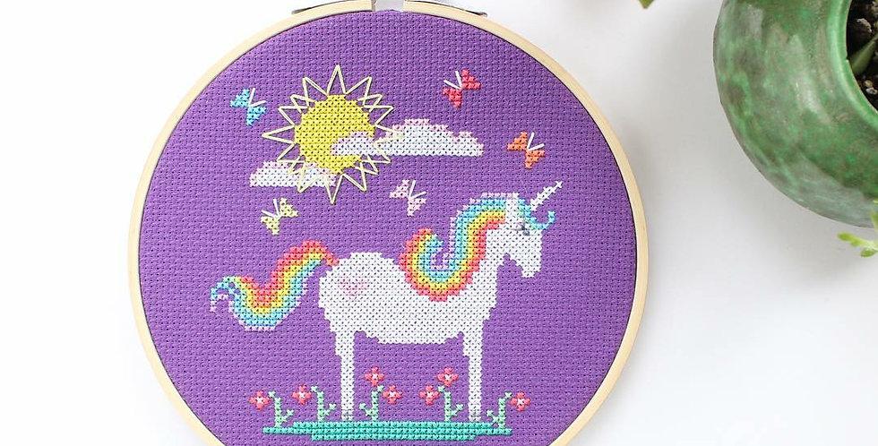 """5/6"""" Cross Stitch Kits"""
