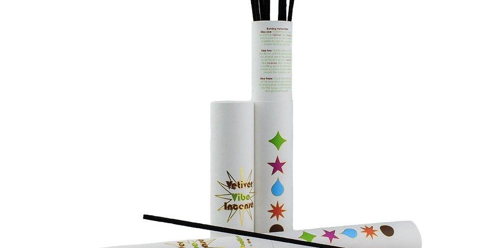 Living Libations Incense - Vetiver Vibe