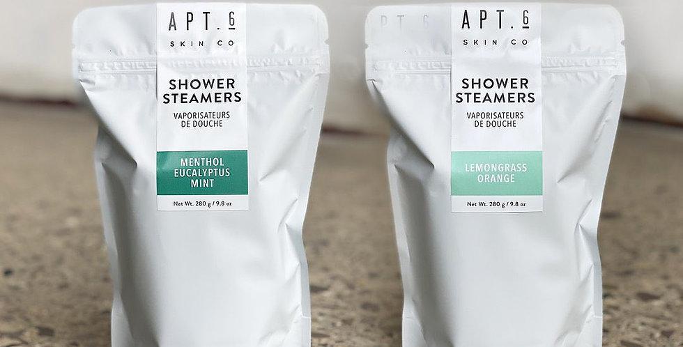 Apt 6 Skincare Co Shower Steamers