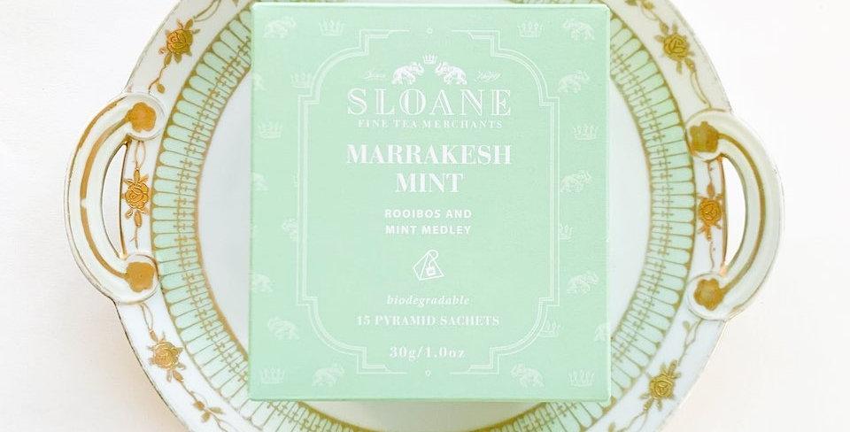 Sloane Tea Sachet Boxes