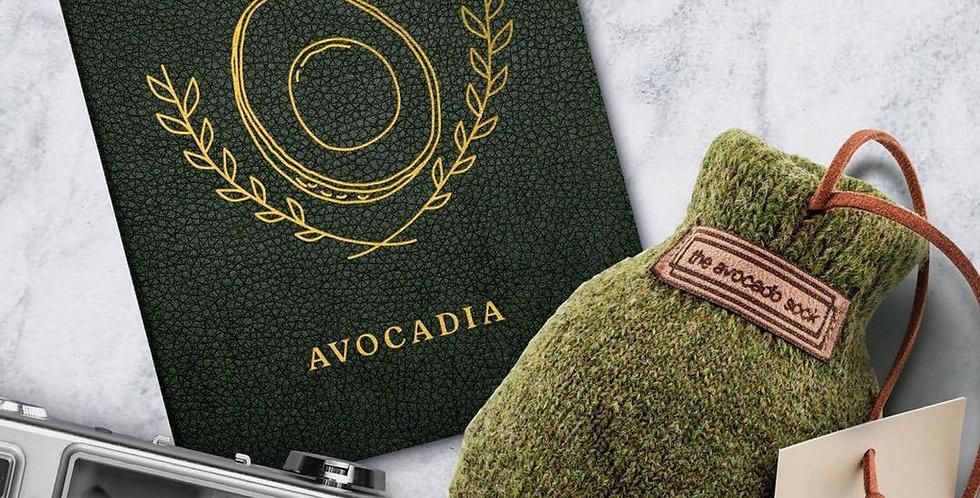 The Avocado Sock