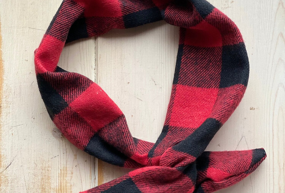 Headband with a Twist: Winter Collection