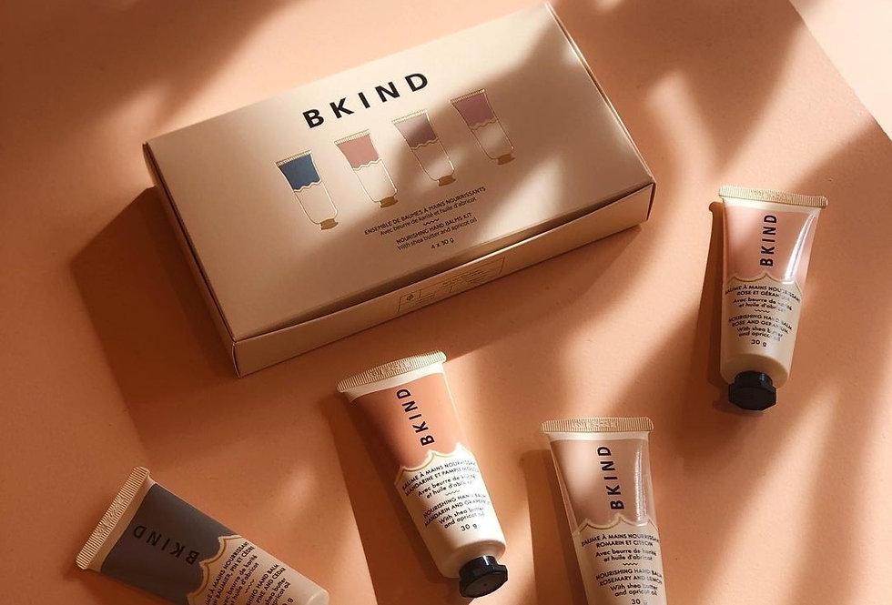 BKIND Hand Balm Kit