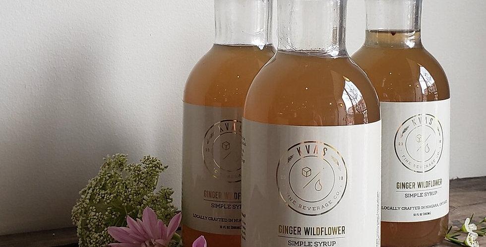 KVAS Beverage Co. Simple Syrups