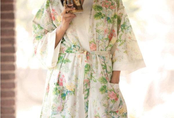 French Country Kimono