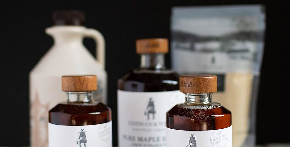 Cosman & Webb Pure Maple Syrup