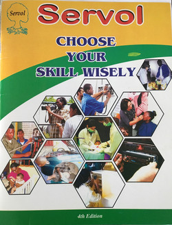 Servol: Choose Your Skill Wisely