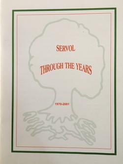 Servol Through The Years 1970 - 2001