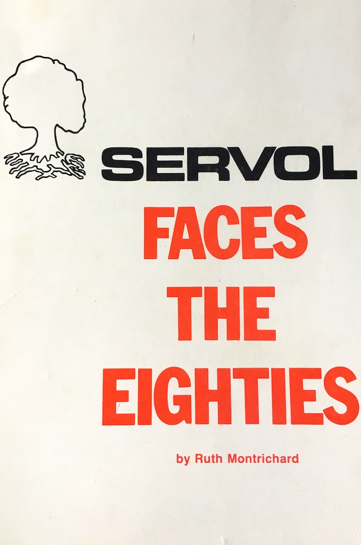 Servol Faces The Eighties