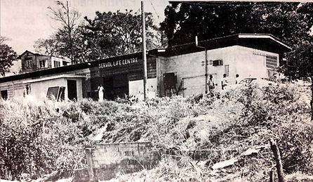 Servol's First Life Centre in Laventille