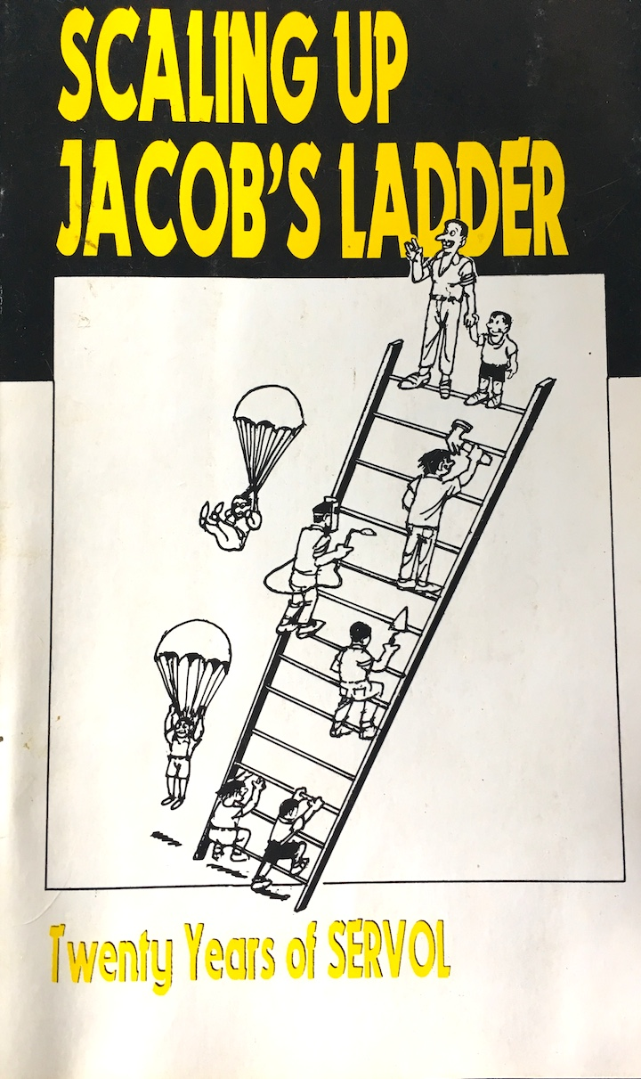Scaling Up Jacob's Ladder