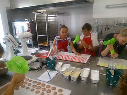 atelier pâtisserie enfant  Saint Preuil ,charente
