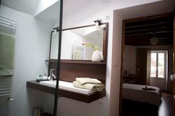 _Salle d'eau  chambre sucrée salée