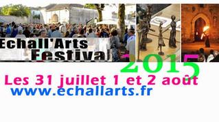 ECHALL'ARTS  un village en fête