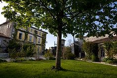 gite hamac pour 6 /8 pers avec piscine votre maison de vacance a Echallat en Charente  (16 )