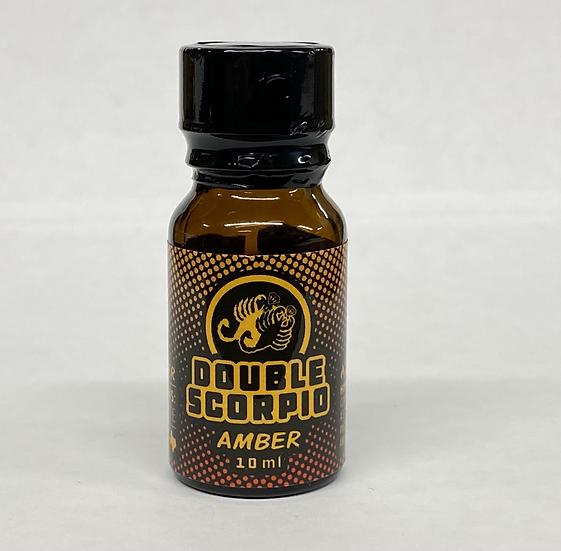 10ML Double Scorpio Amber