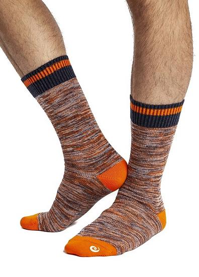Jack Adams Vintage Crew Socks