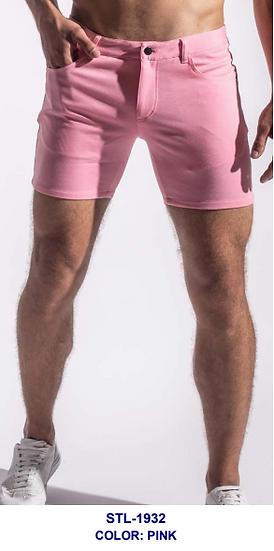 """St33le 5"""" Knit Shorts"""