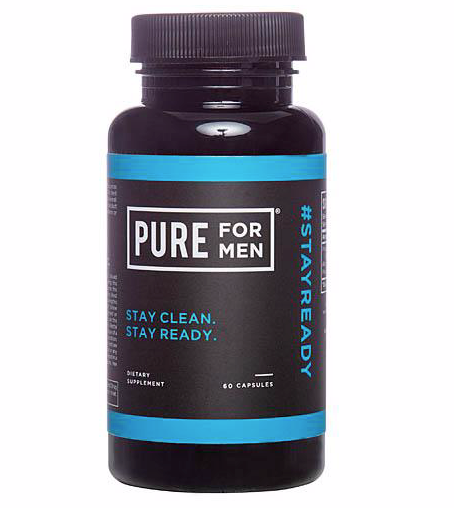 Pure for Men 60CT