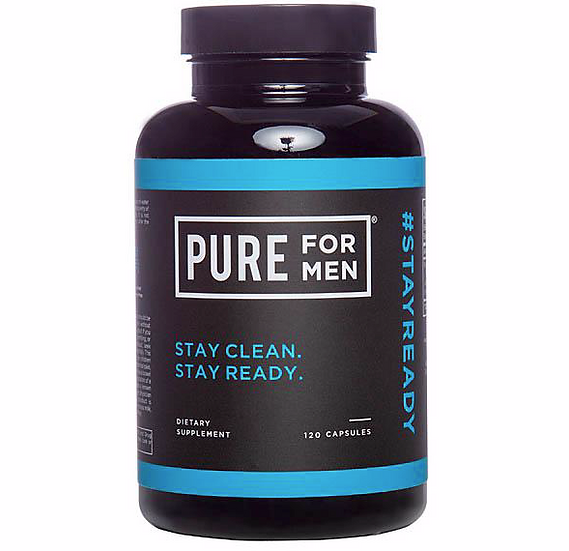 Pure for Men 120CT