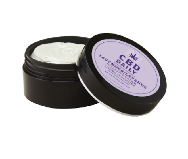 CBD Daily Lavender Intensive Cream 1.7OZ