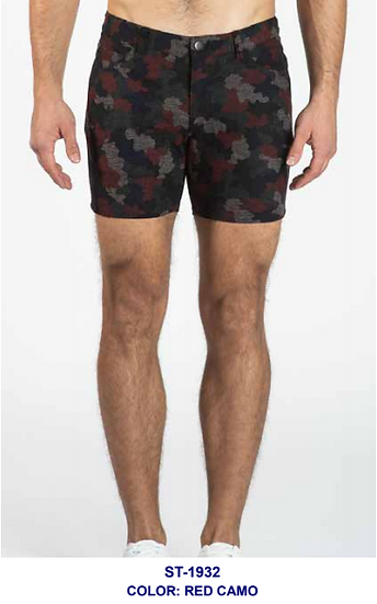 "St33le 5"" Printed Knit Short"
