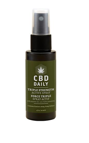 CBD Daily Triple Strength Spray 2OZ
