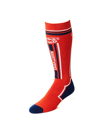 Nasty Pig Impulse Sock - Orange