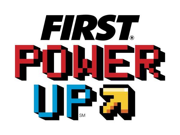 FRC Power Up Logo