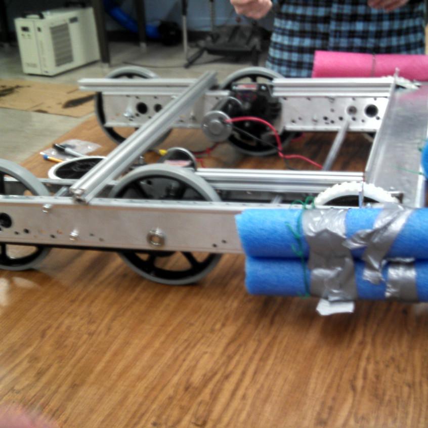 Prototype before Crossbeam