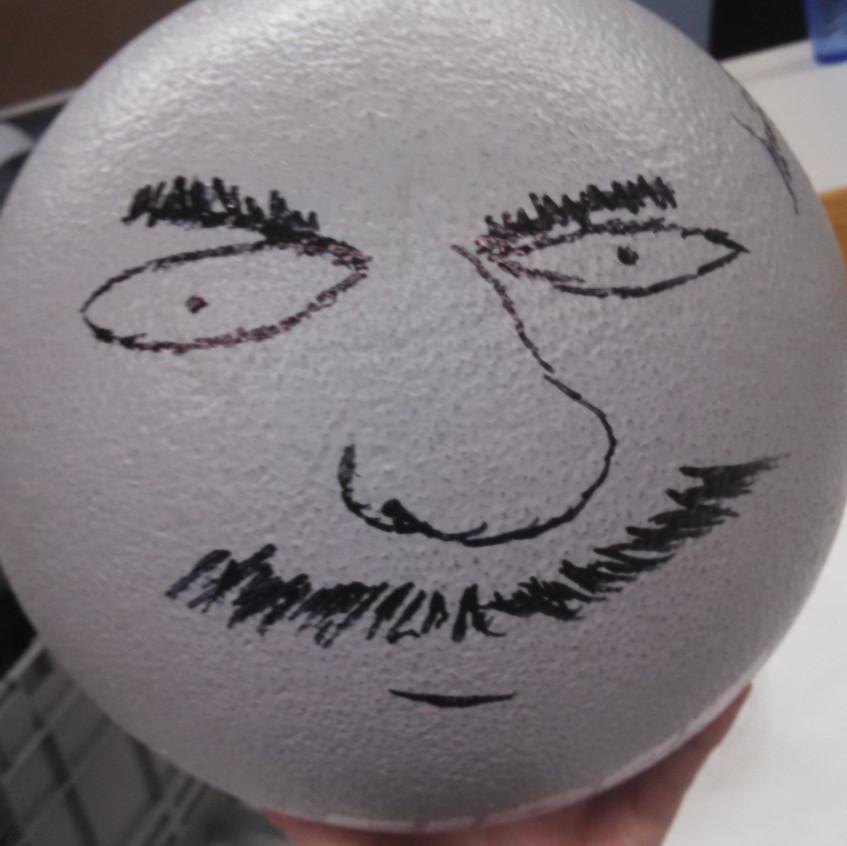 ..Has a Face