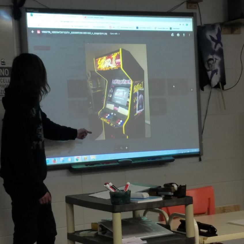 Asa's Presentation