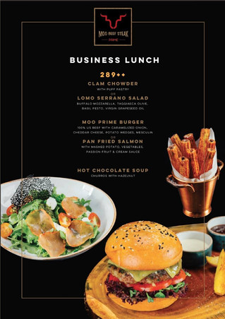 Business lunch 289.000VND++